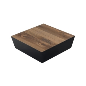 Juxtapo Coffee Table by Facet Furniture from the frontside