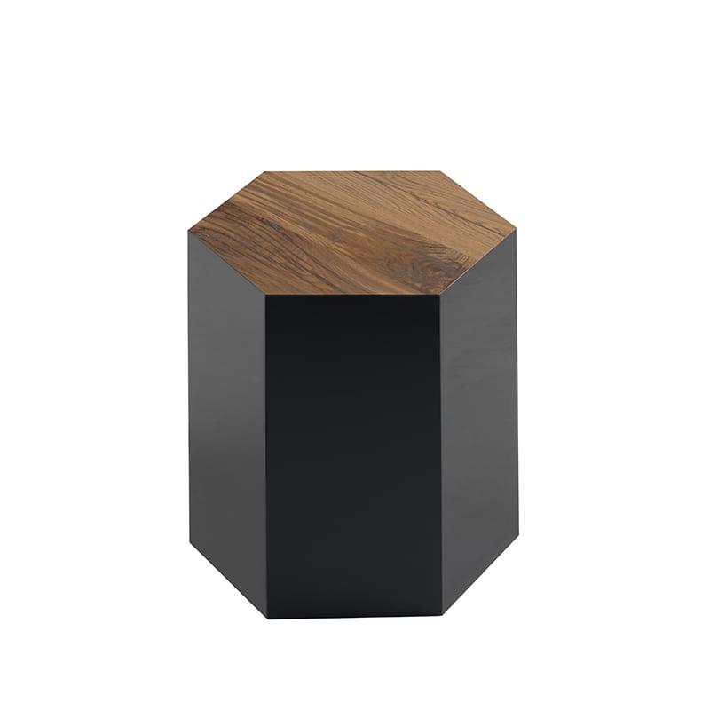 Medium Juxtapo Side Table by Facet Furniture
