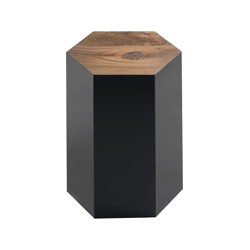 Juxtapo Side Table from front
