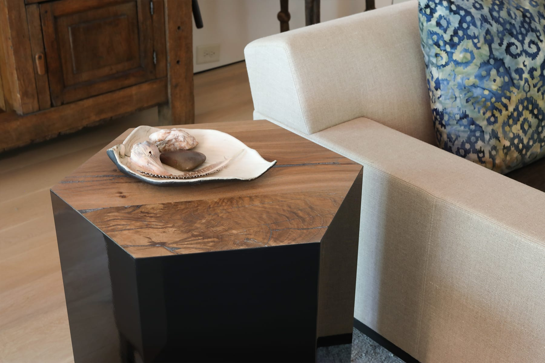 Juxtapo Side Table by facet furniture
