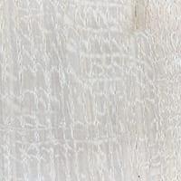 ghost white living finish on white oak